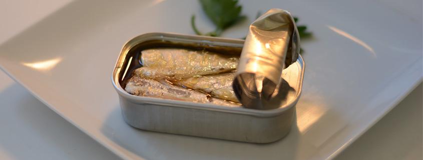 sardinas en conserva