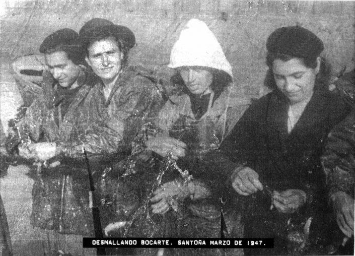 1947-DESMALLANDO-BOCARTE-el-pescador-de-cantabria